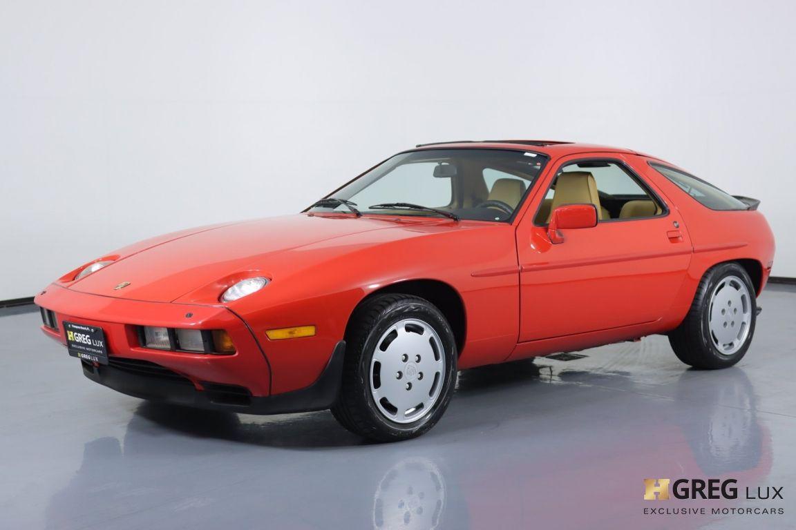 1986 Porsche 928  #25