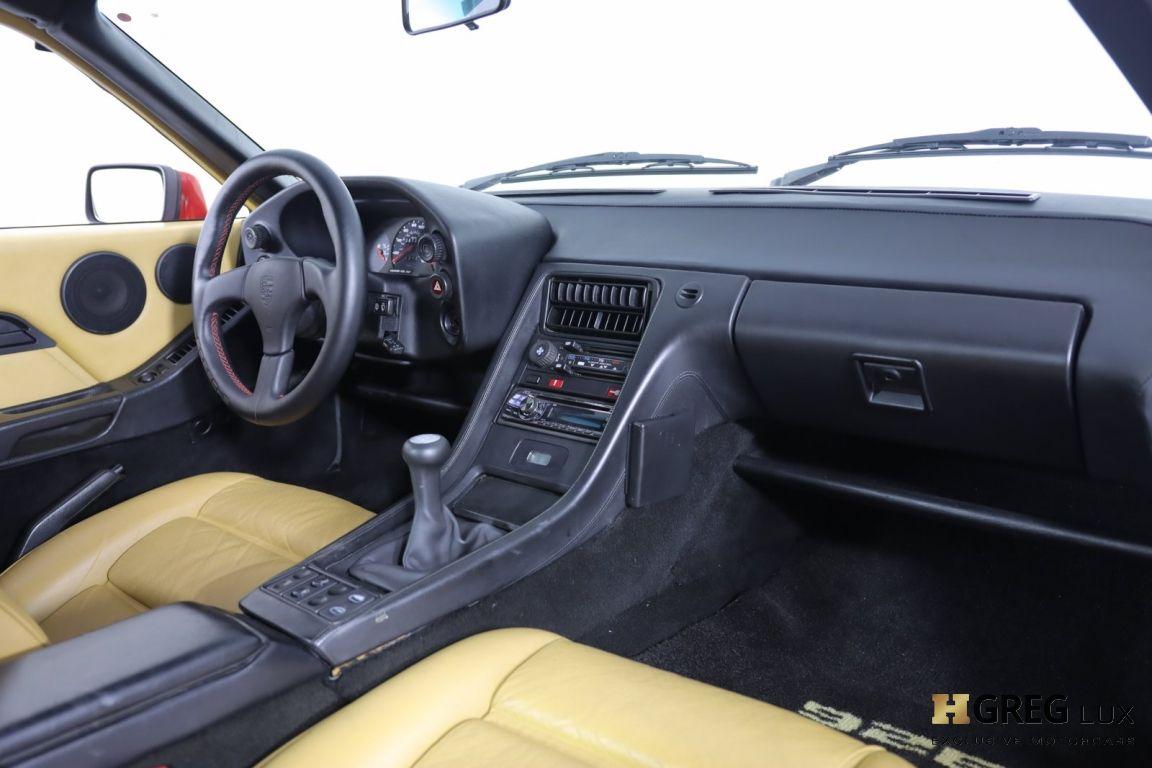 1986 Porsche 928  #27
