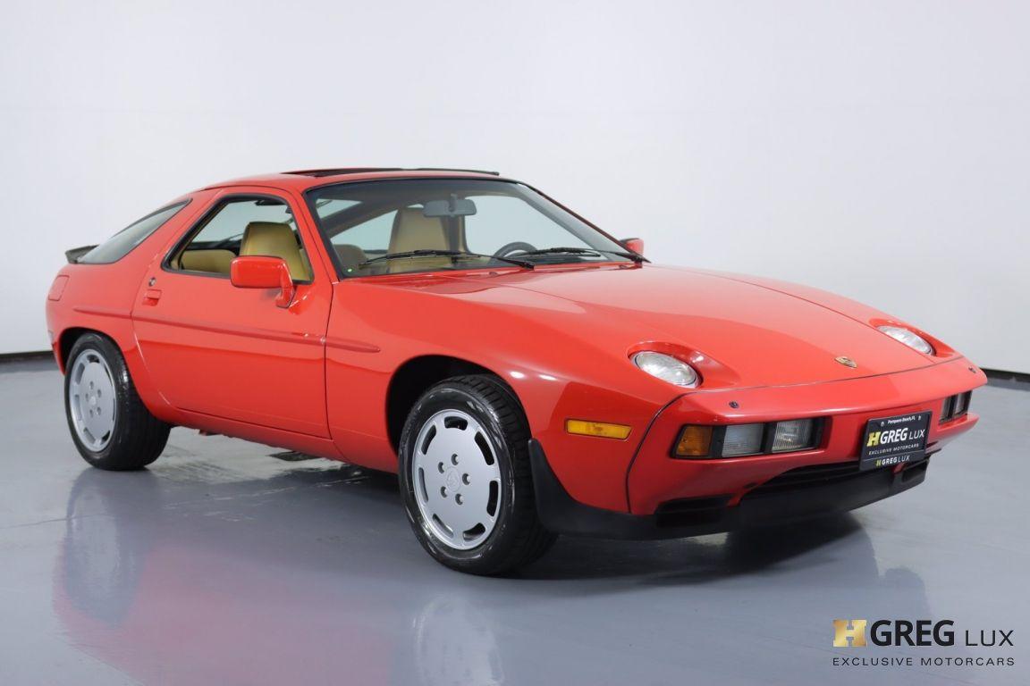 1986 Porsche 928  #9