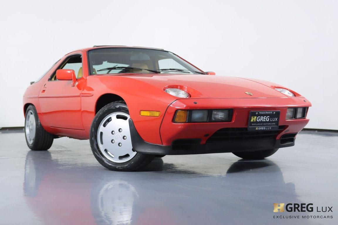1986 Porsche 928  #26