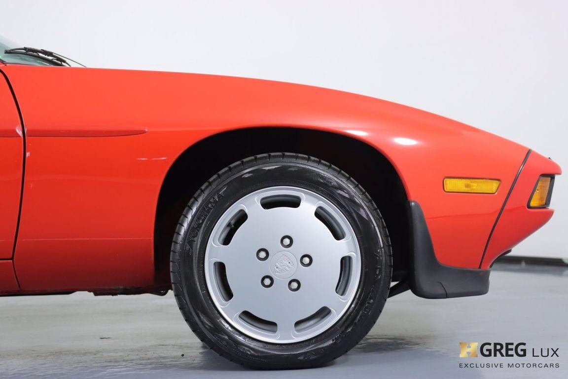 1986 Porsche 928  #11