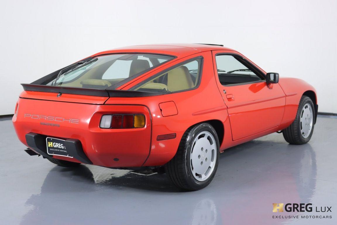 1986 Porsche 928  #15