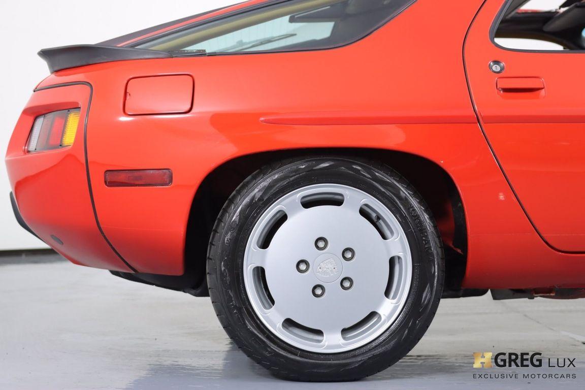 1986 Porsche 928  #13