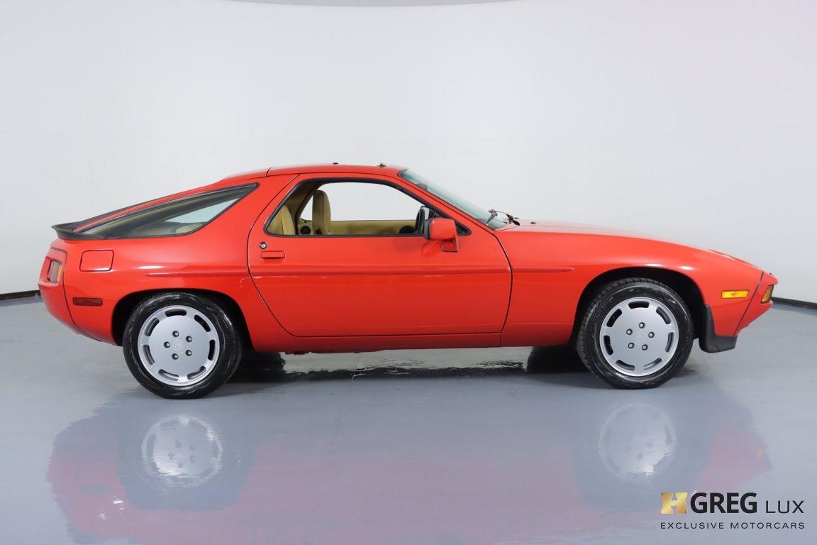 1986 Porsche 928  #10