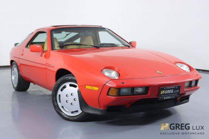 1986 Porsche 928  #0