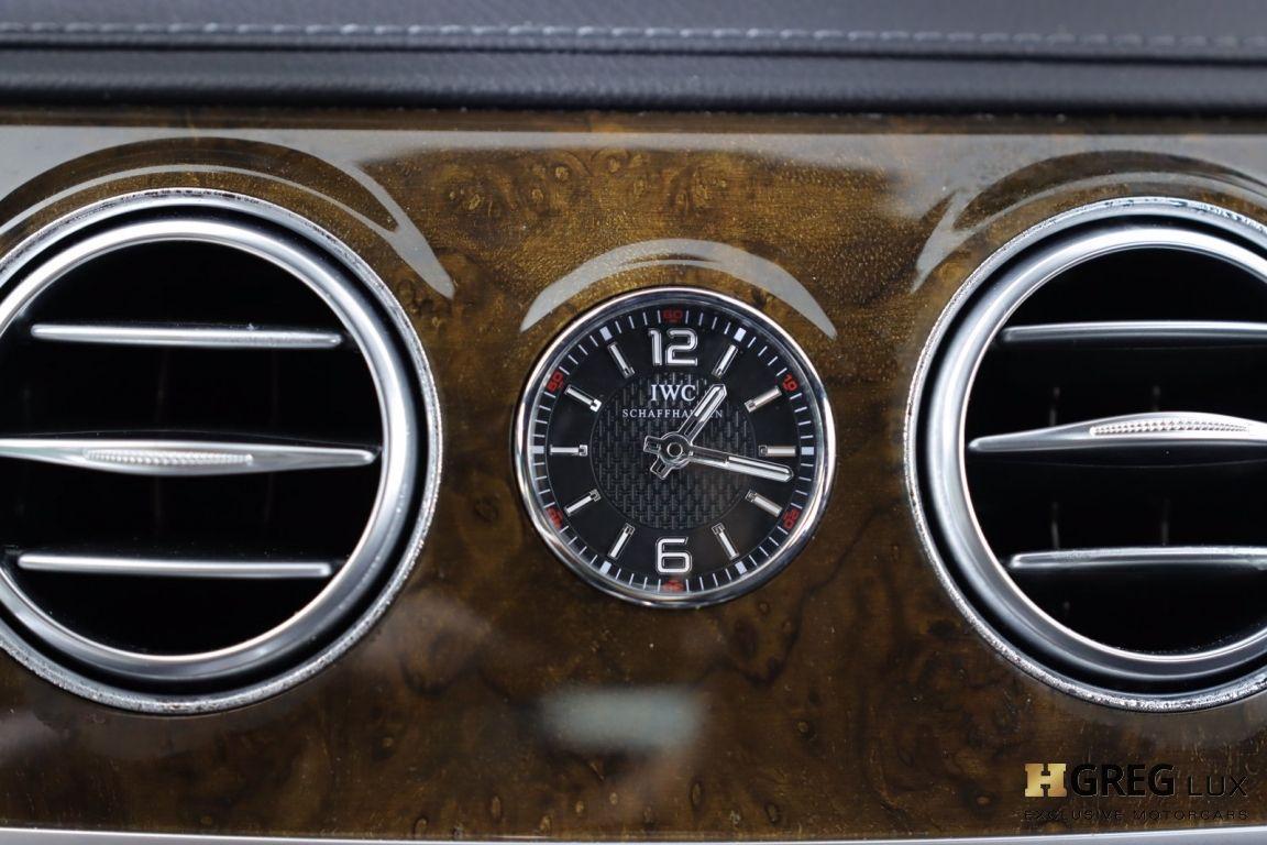 2017 Mercedes Benz S Class AMG S 63 #44
