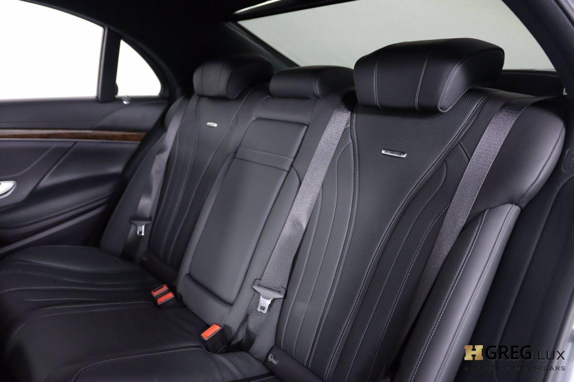 2017 Mercedes Benz S Class AMG S 63 #30