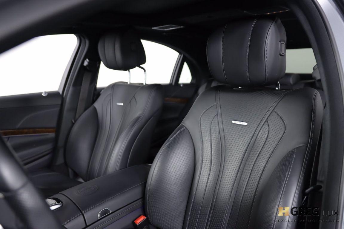 2017 Mercedes Benz S Class AMG S 63 #2