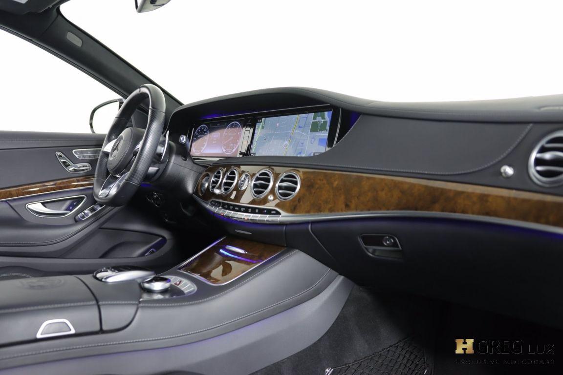 2017 Mercedes Benz S Class AMG S 63 #28