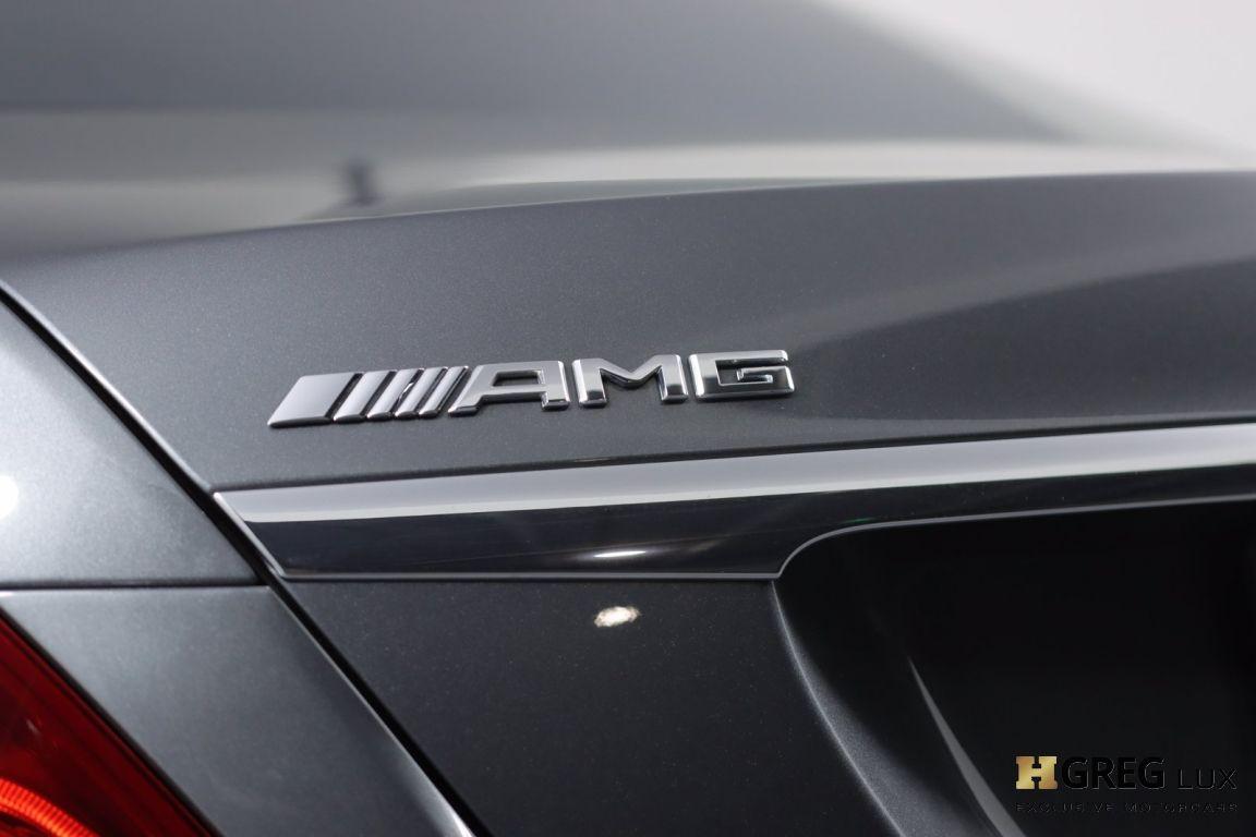 2017 Mercedes Benz S Class AMG S 63 #19