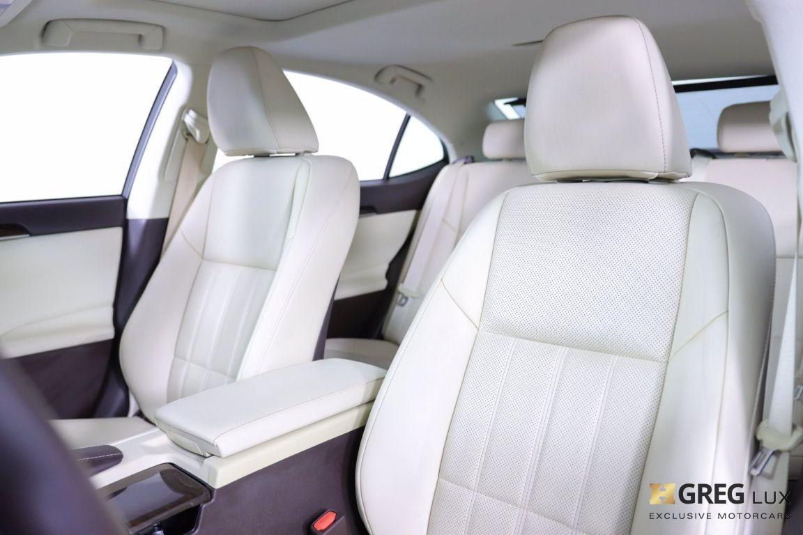 2018 Lexus ES ES 350 #2