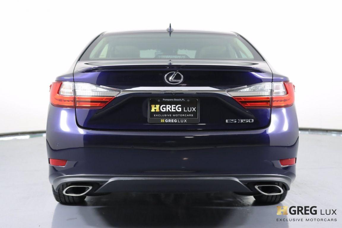 2018 Lexus ES ES 350 #16