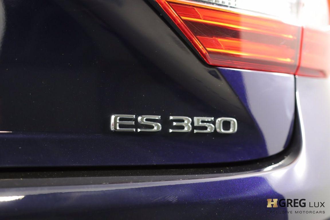 2018 Lexus ES ES 350 #19