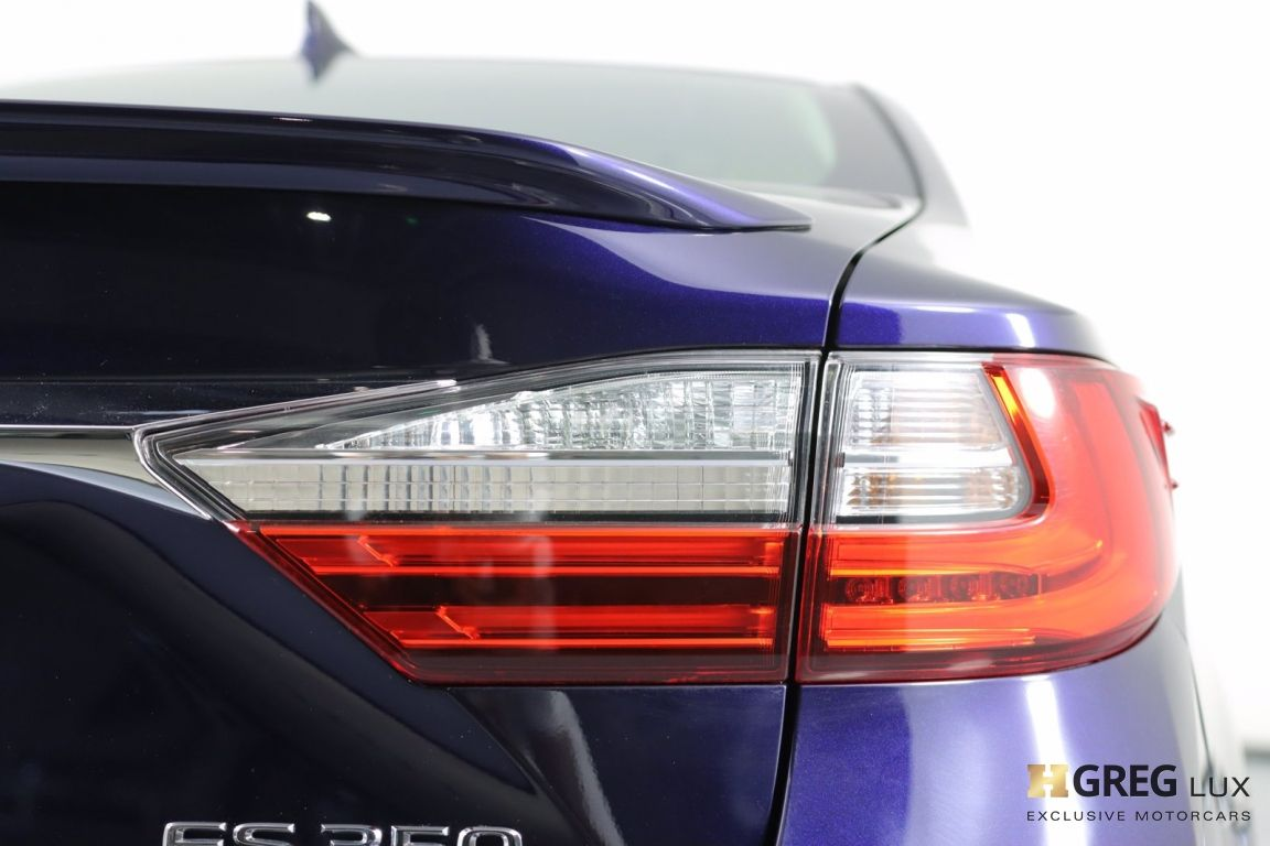 2018 Lexus ES ES 350 #18