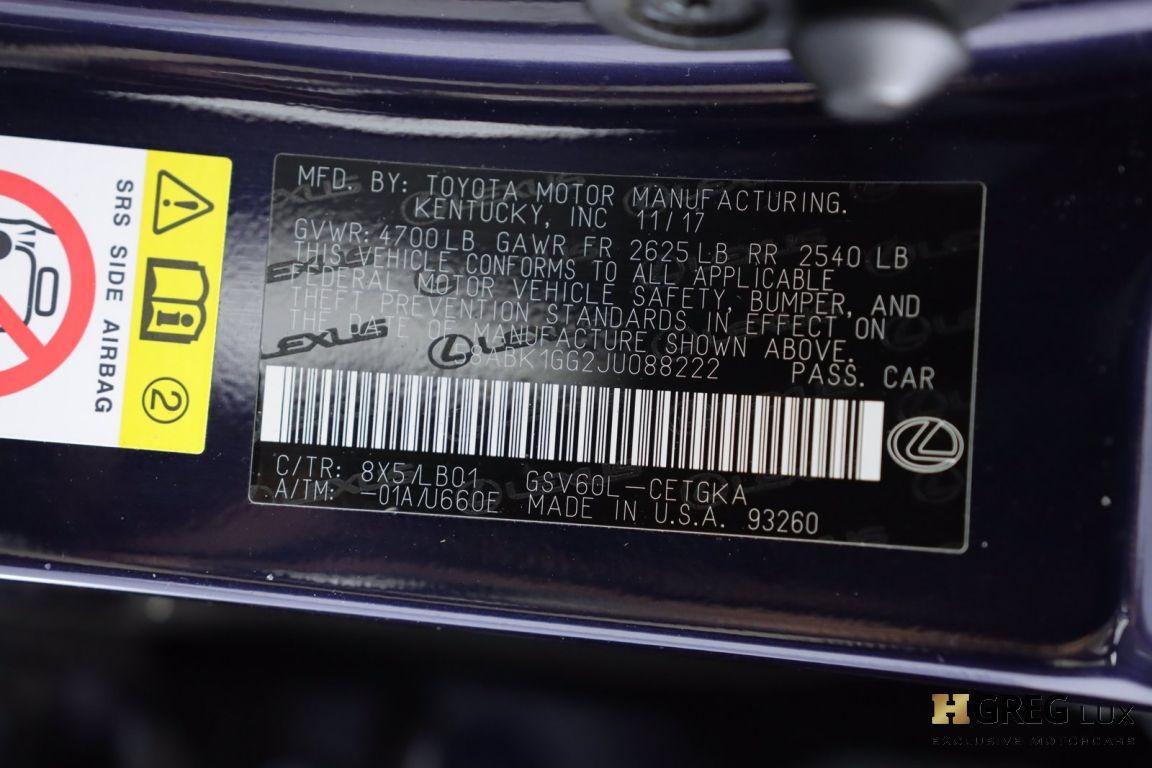 2018 Lexus ES ES 350 #53