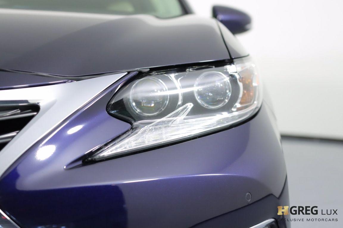2018 Lexus ES ES 350 #5