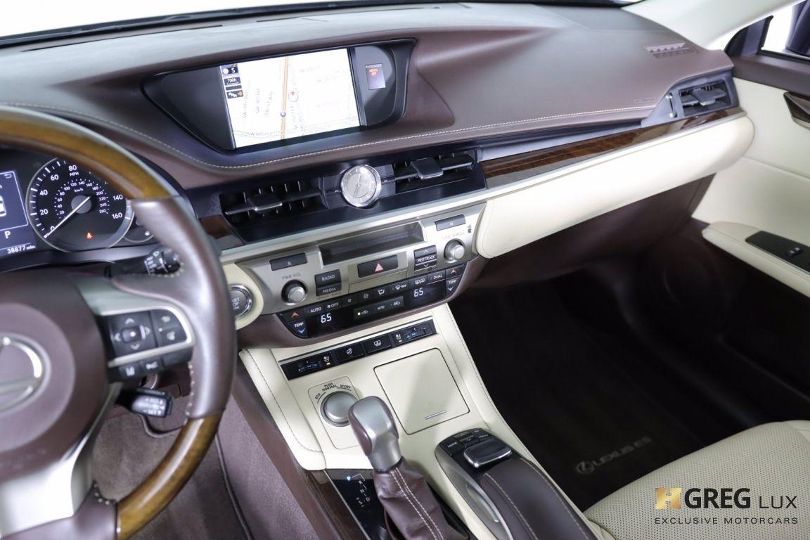 2018 Lexus ES ES 350 #39