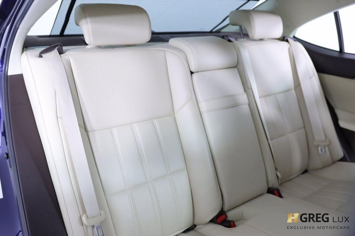 2018 Lexus ES ES 350 #34