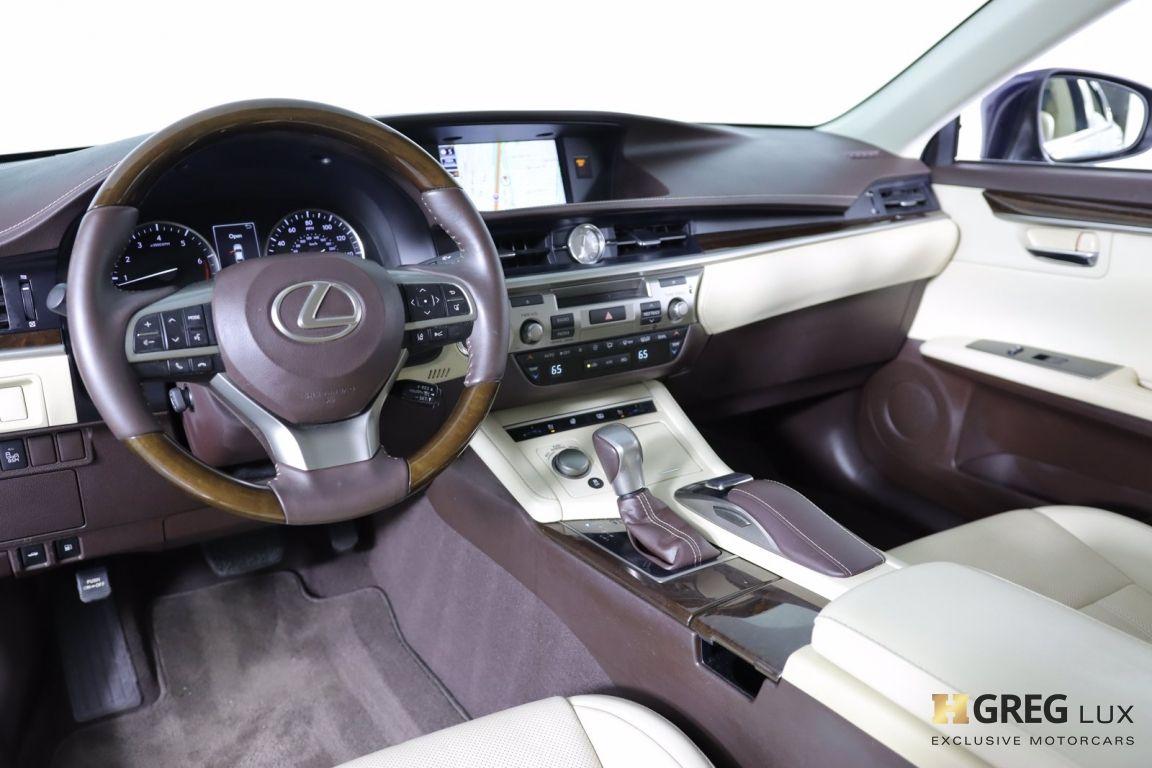 2018 Lexus ES ES 350 #1