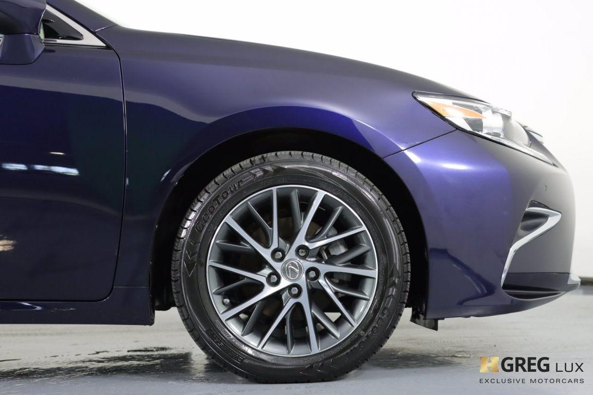 2018 Lexus ES ES 350 #11