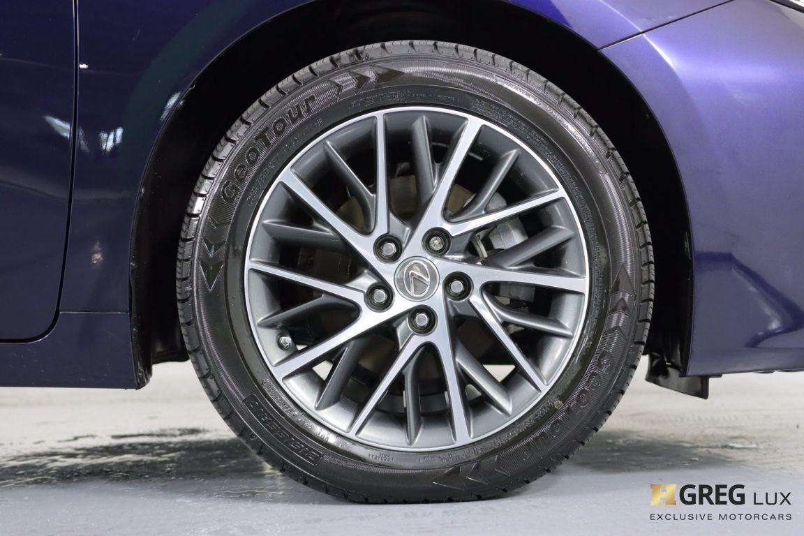 2018 Lexus ES ES 350 #12