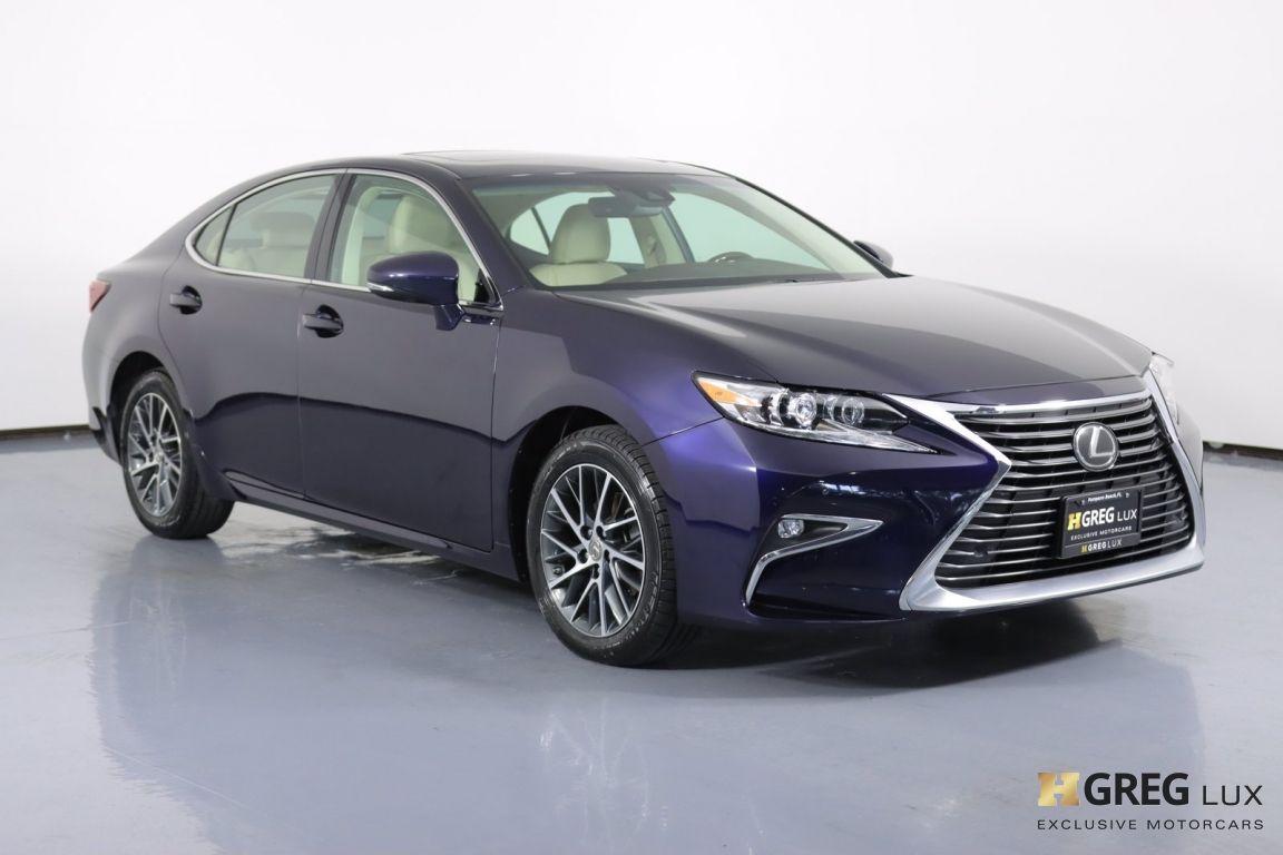 2018 Lexus ES ES 350 #9