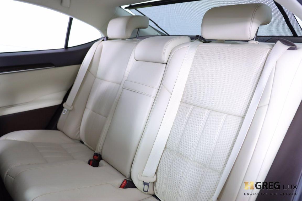 2018 Lexus ES ES 350 #30