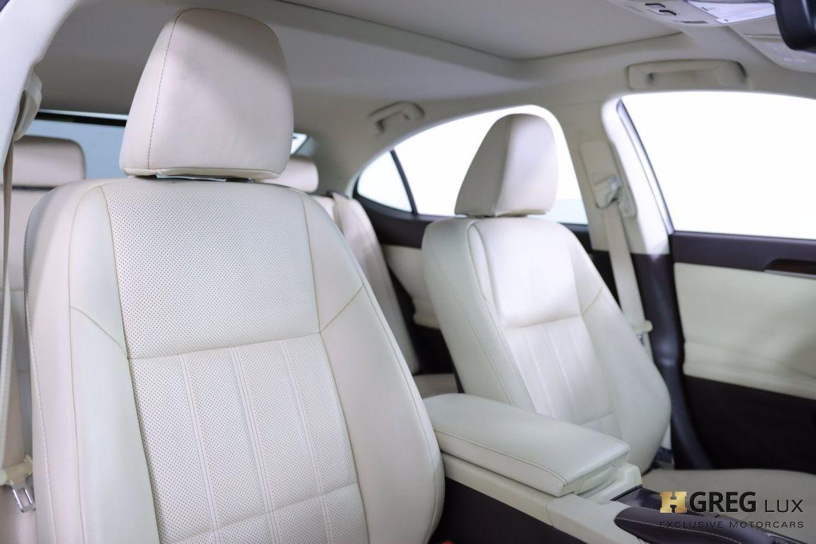 2018 Lexus ES ES 350 #32