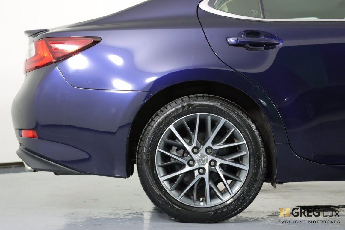 2018 Lexus ES ES 350 #13