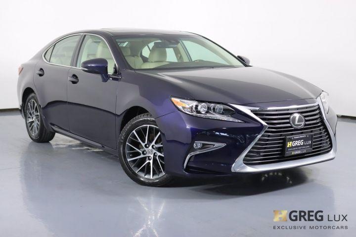2018 Lexus ES ES 350 #0