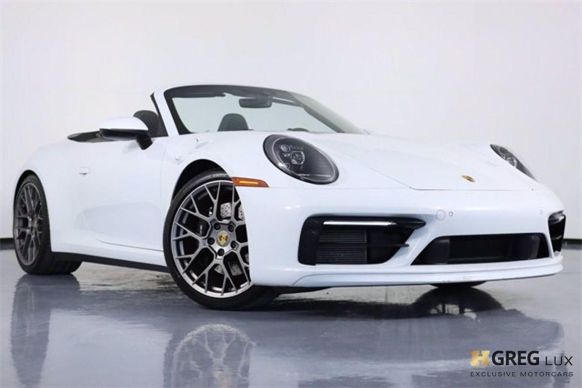 2020 Porsche 911 Carrera 4S #33