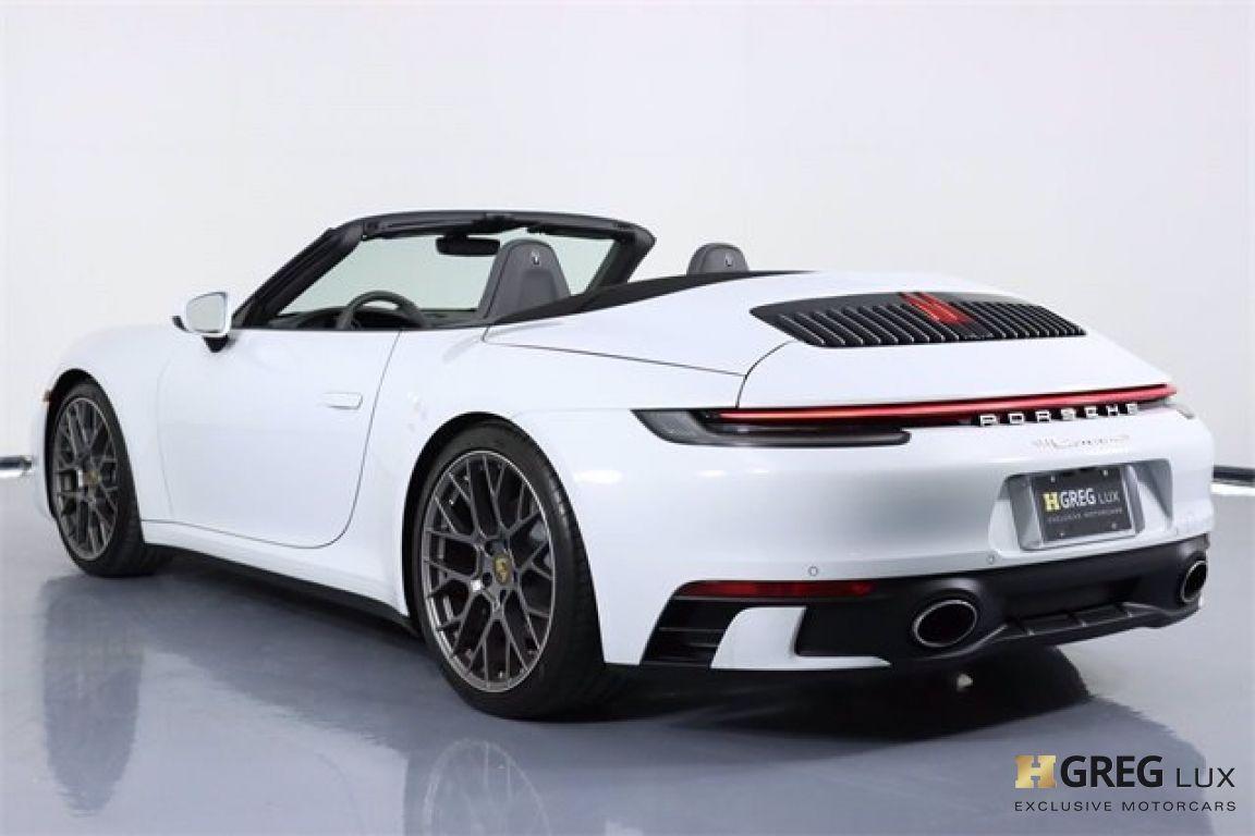 2020 Porsche 911 Carrera 4S #23