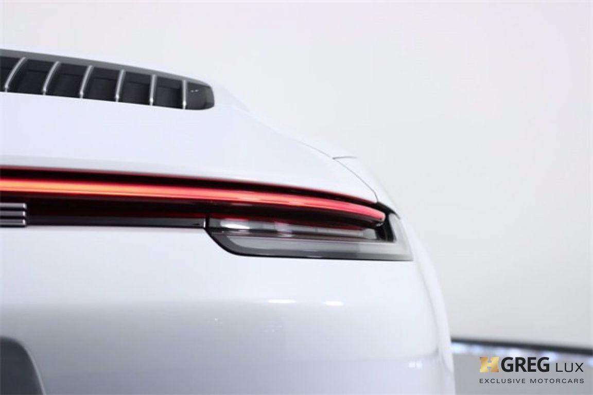 2020 Porsche 911 Carrera 4S #21