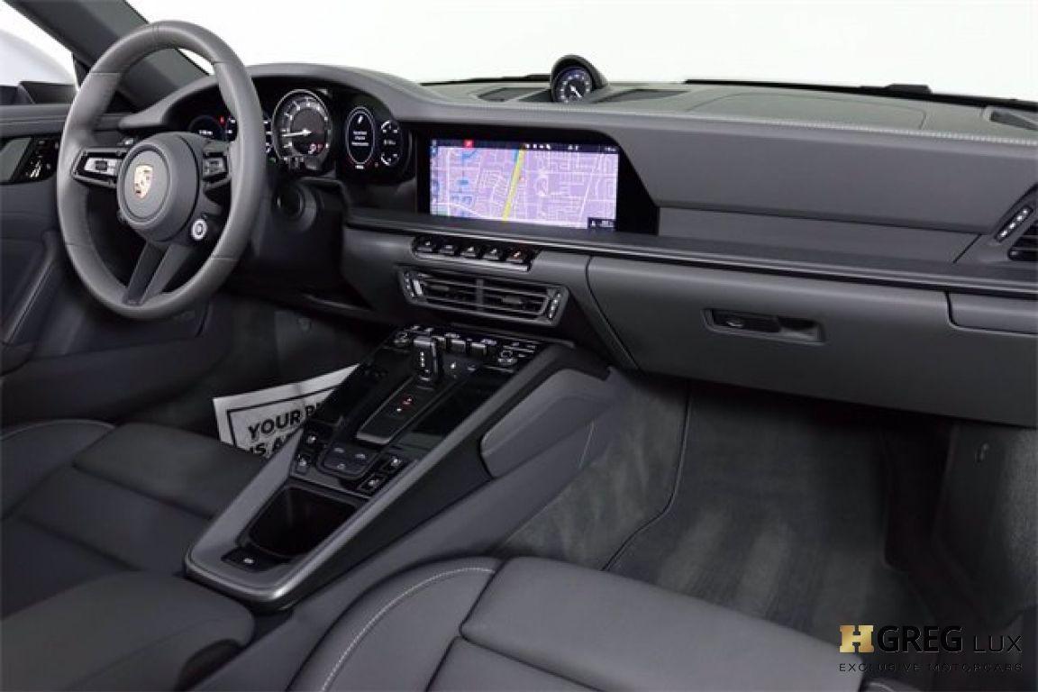 2020 Porsche 911 Carrera 4S #64