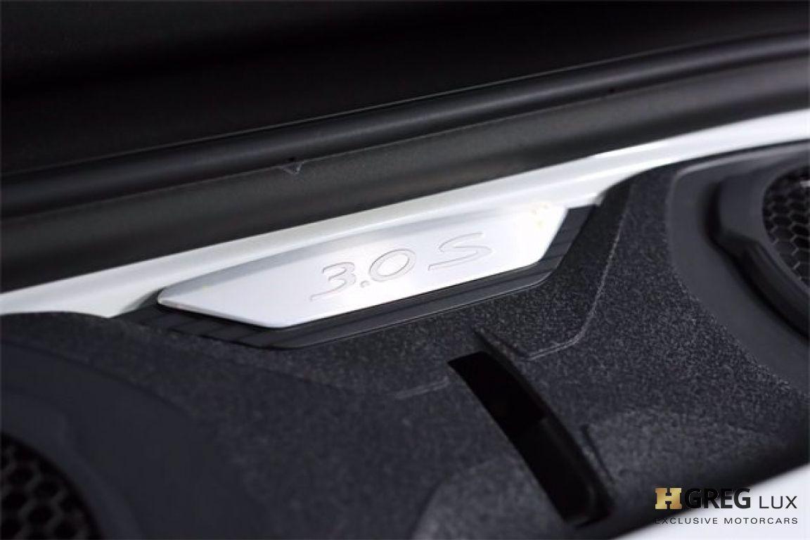 2020 Porsche 911 Carrera 4S #68