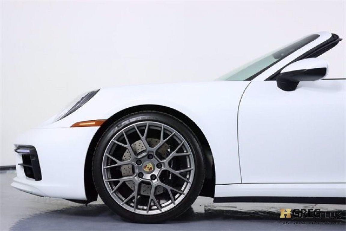 2020 Porsche 911 Carrera 4S #25