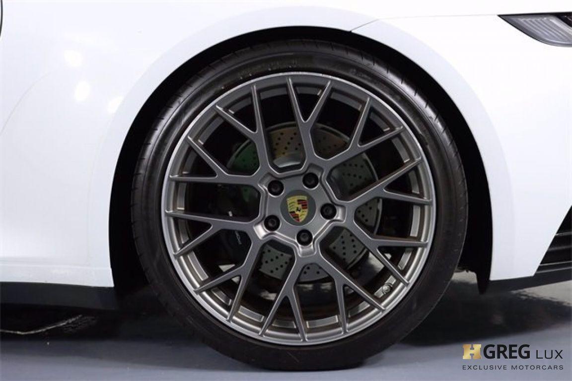 2020 Porsche 911 Carrera 4S #29