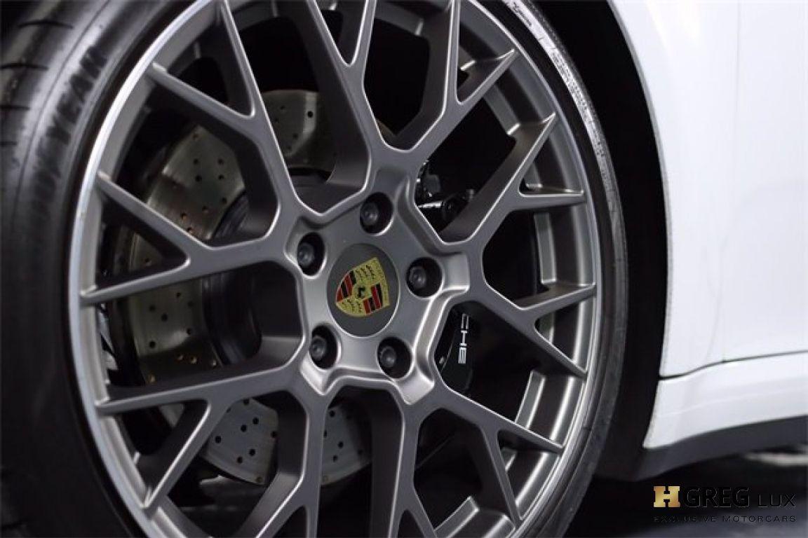 2020 Porsche 911 Carrera 4S #27