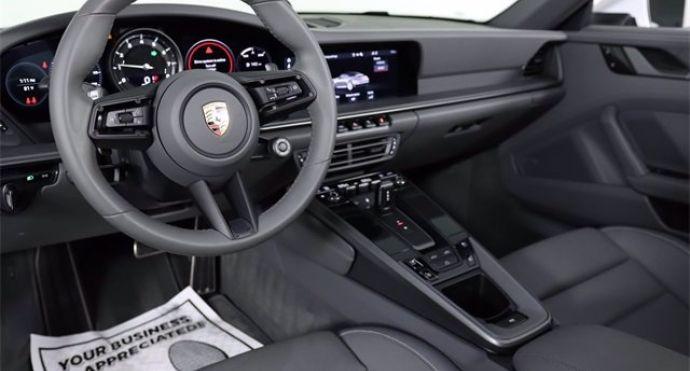 2020 Porsche 911 Carrera 4S #1