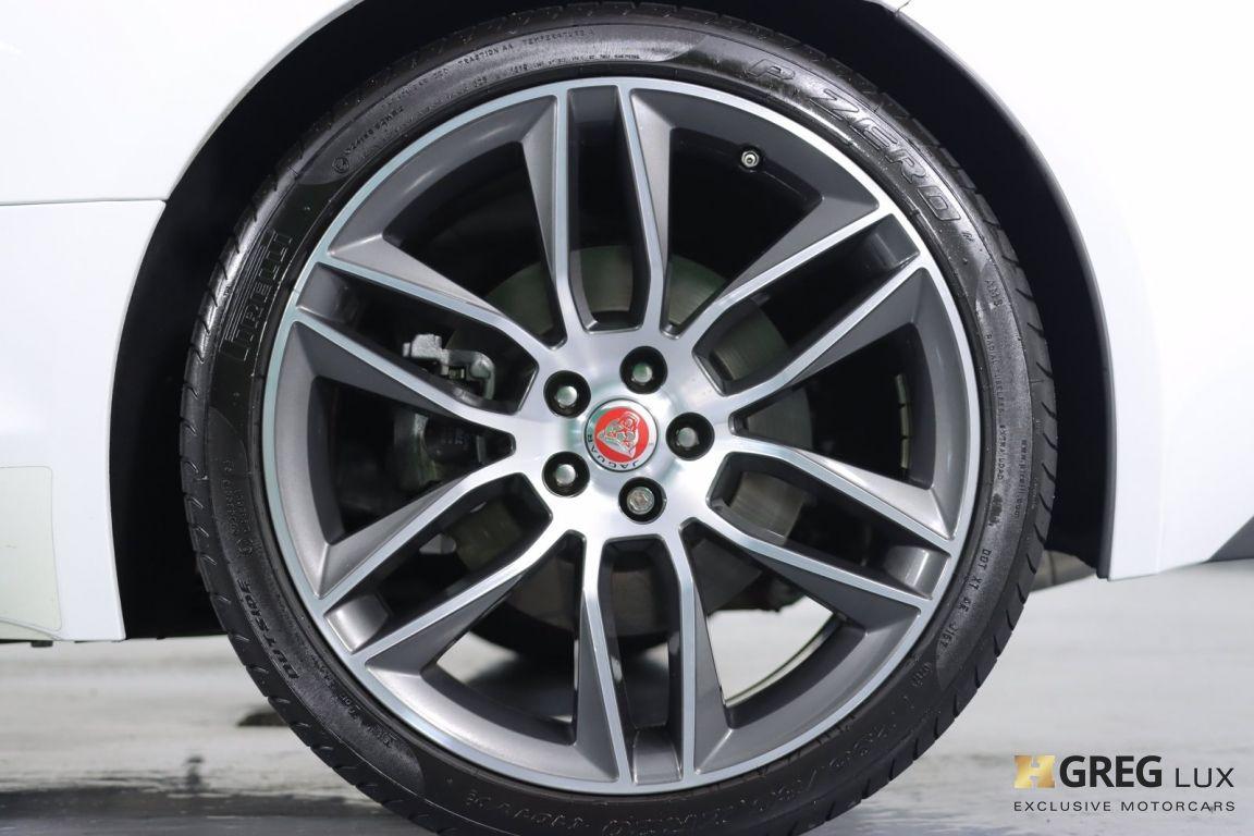 2018 Jaguar F TYPE 340HP #26