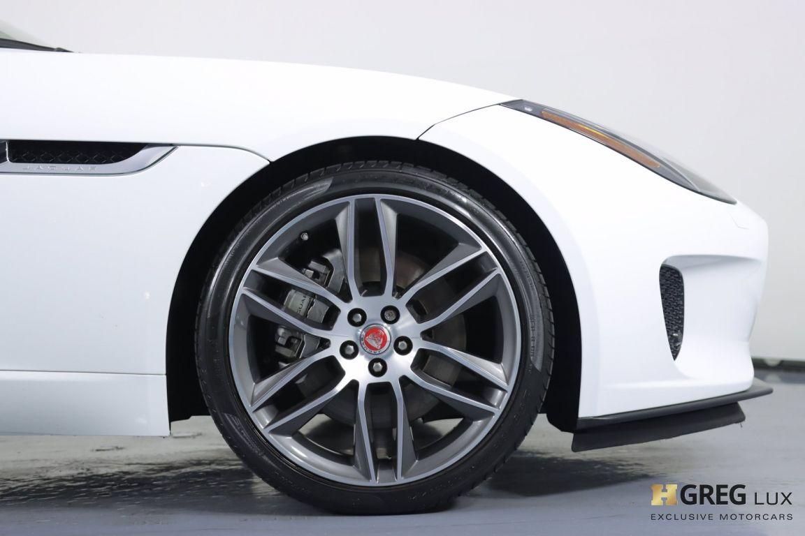 2018 Jaguar F TYPE 340HP #11