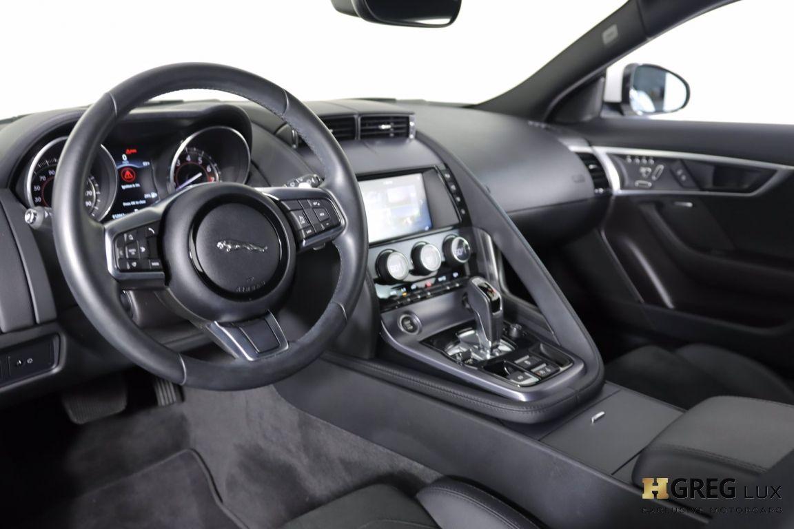 2018 Jaguar F TYPE 340HP #1