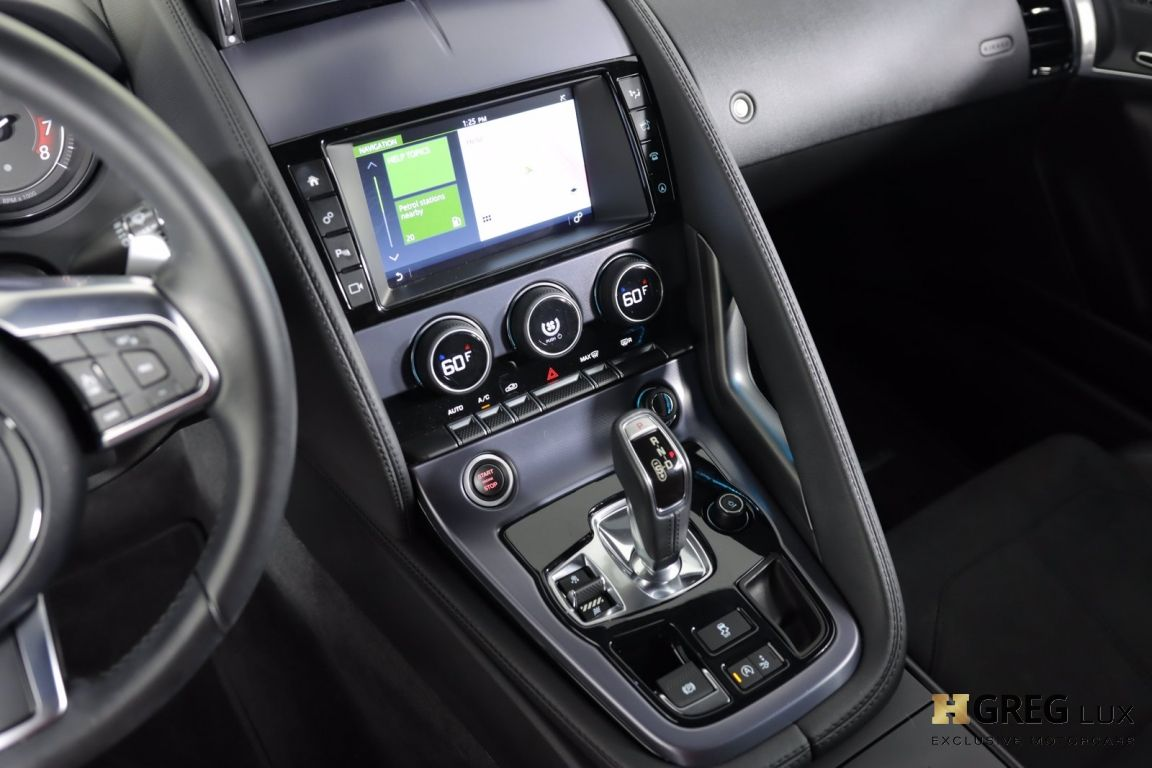 2018 Jaguar F TYPE 340HP #37
