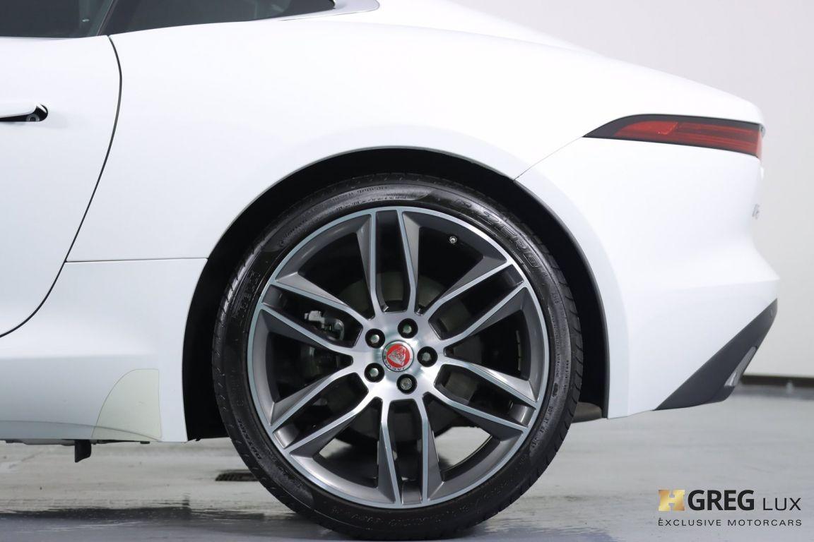 2018 Jaguar F TYPE 340HP #25