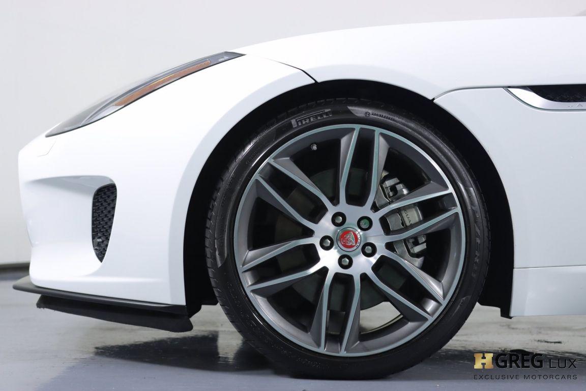 2018 Jaguar F TYPE 340HP #23
