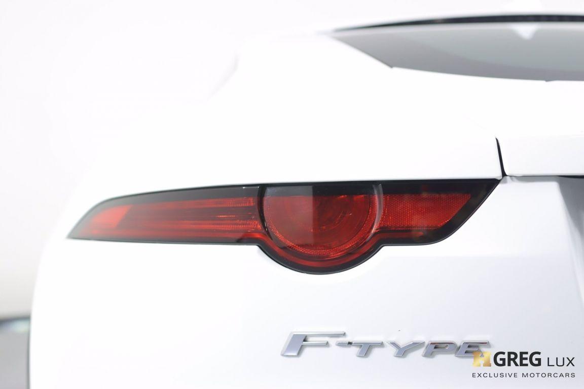 2018 Jaguar F TYPE 340HP #17