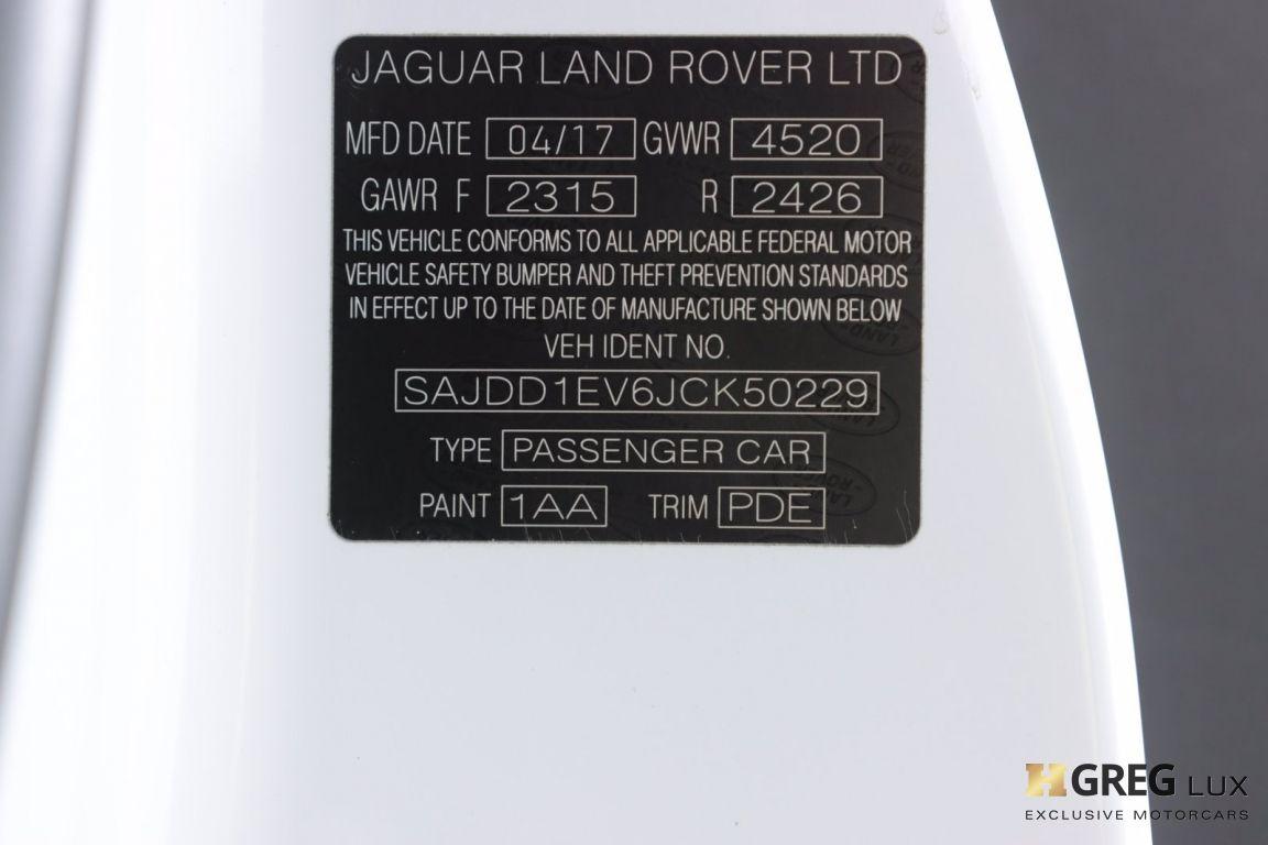 2018 Jaguar F TYPE 340HP #51