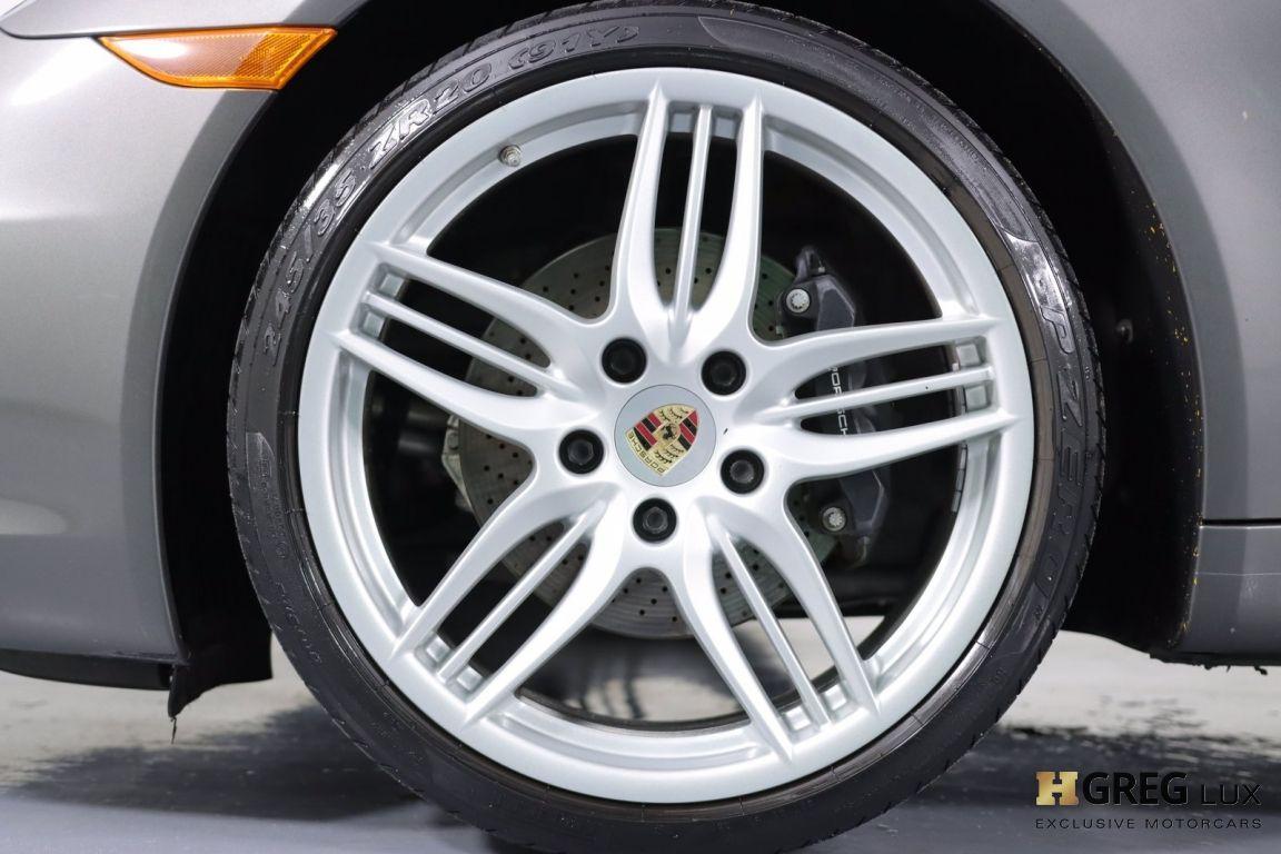 2013 Porsche 911  #24