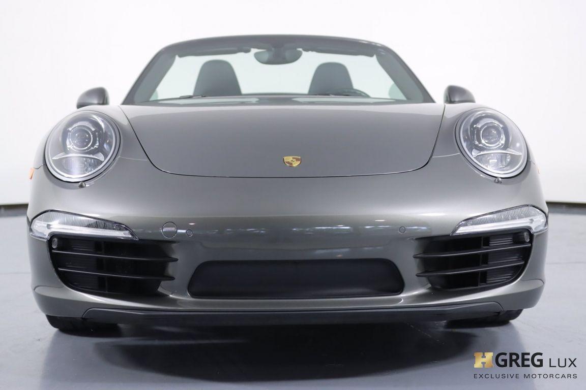 2013 Porsche 911  #4