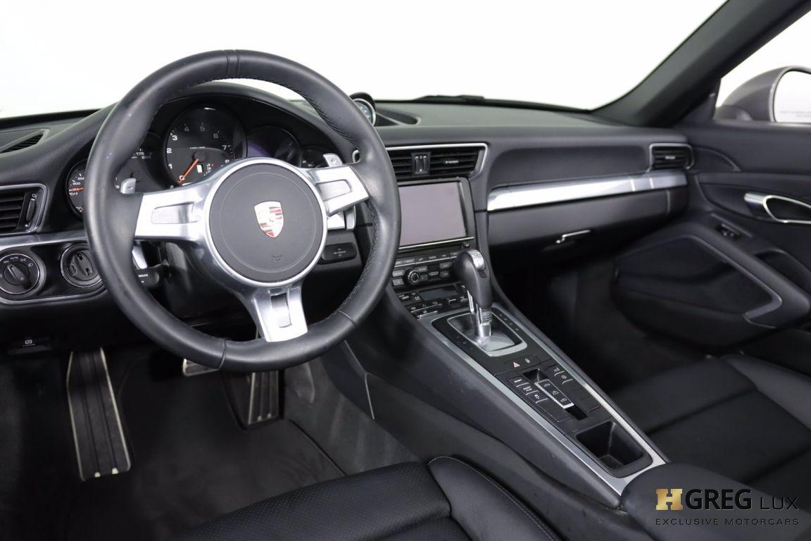 2013 Porsche 911  #1